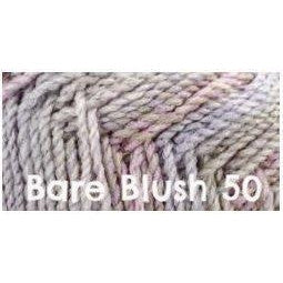 James C. Brett Marble Chunky Yarn Bare Blush 50 - 35