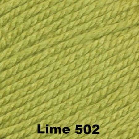 Debbie Bliss Cashmerino Aran Yarn Lime 502 - 49