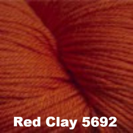 Cascade Heritage 150 Sock Yarn Red Clay 5692 - 18