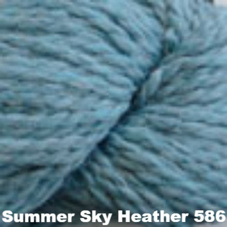 Cascade Baby Alpaca Chunky Yarn Summer Sky Heather 586 - 3