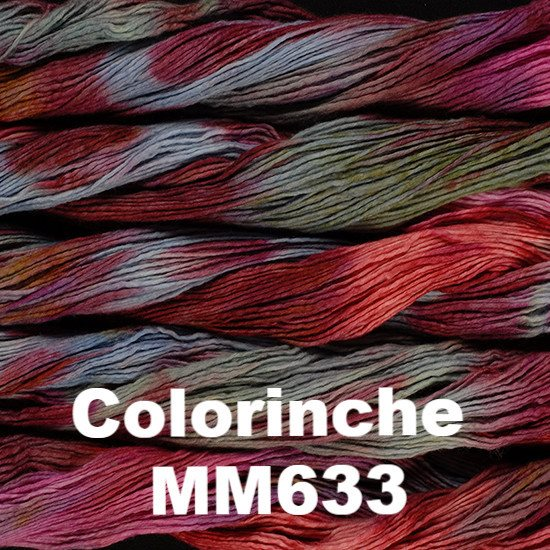 Malabrigo Worsted Yarn Variegated Colorinche MM633 - 37