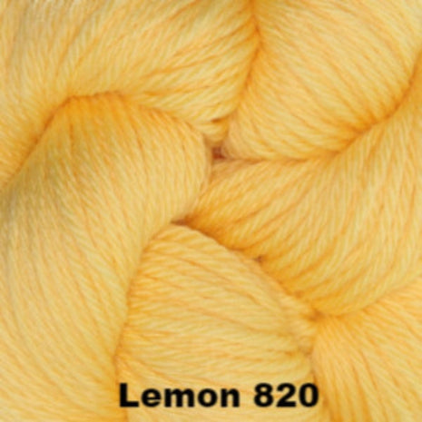 Cascade 220 Superwash Sport Yarn Lemon 820 - 2