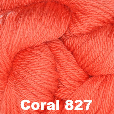 Cascade 220 Superwash Sport Yarn Coral 827 - 8