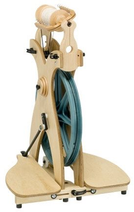 Schacht SIDEKICK Folding Spinning Wheel SK7770  - 6