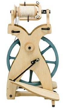 Schacht SIDEKICK Folding Spinning Wheels-Spinning Wheel-Complete-