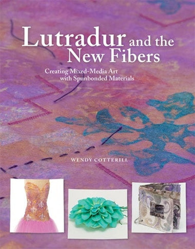 Lutradur and the New Fibers Book