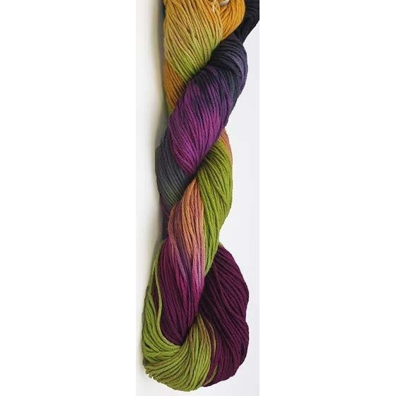 Trendsetter Yarns- Autumn Wind Print Yarn Very Berry 6 - 13