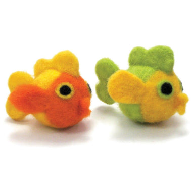 Feltworks Needle Felting Kit - Fish-Kits-Paradise Fibers