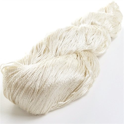 Paradise Fibers Undyed Silk Yarn 20/2