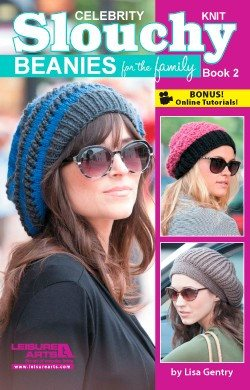Celebrity Slouchy Beanies for the Family Book 2