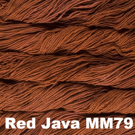 Malabrigo Worsted Yarn Semi-Solids Red Java MM79 - 3