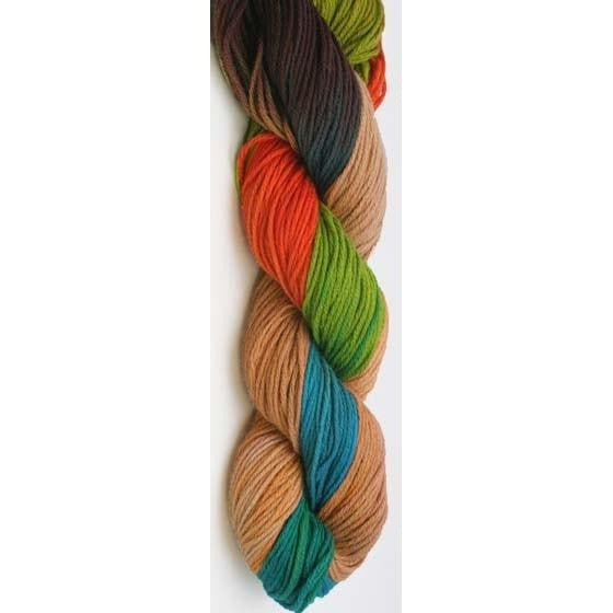 Trendsetter Yarns- Autumn Wind Print Yarn Amazon Jungle Island 7 - 14