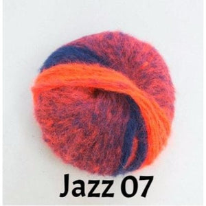 Conway+Bliss Elektra Yarn Jazz 07 - 9