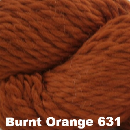 Cascade Baby Alpaca Chunky Yarn Burnt Orange 631 - 6