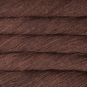 Malabrigo Dos Tierras Yarn-Yarn-Rich Chocolate 161-