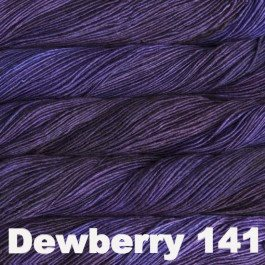 Malabrigo Rastita Yarn-Yarn-Dewberry 141-