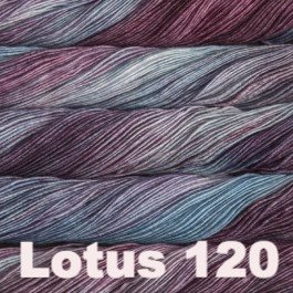 Malabrigo Rastita Yarn Lotus 120 - 4