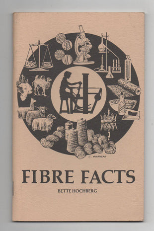Paradise Fibers Book Bette Hochberg Books- All Titles Fibre Facts - 2
