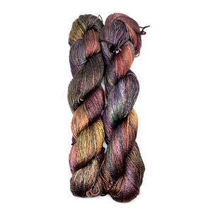 Reyna Shawl Kit Featuring Malabrigo Mora Yarn-Kits-Piedras-