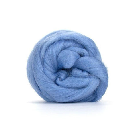 Paradise Fibers Solid Colored Merino Wool Top - Dream