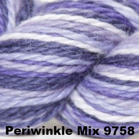 Cascade Baby Alpaca Chunky Paints Yarn Periwinkle Mix 9758 - 3