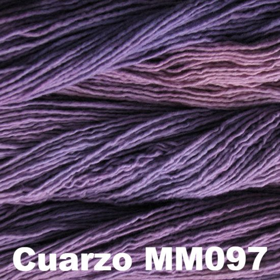 Malabrigo Worsted Yarn Semi-Solids Cuarzo MM097 - 70