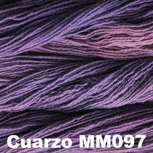 Malabrigo Worsted Yarn Semi-Solids-Yarn-Cuarzo MM097-