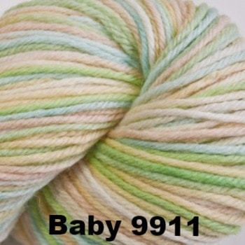 Cascade 220 Superwash Paints Yarn Baby 9911 - 11