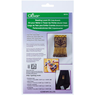 Clover Beading Loom Kit-Notions-Clover-Paradise Fibers