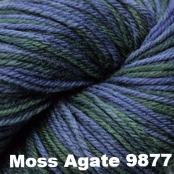 Cascade 220 Superwash Paints Yarn Moss Agate 9877 - 7