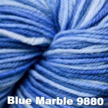 Cascade 220 Superwash Paints Yarn Blue Marble 9880 - 19