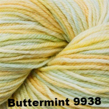Cascade 220 Superwash Paints Yarn Buttermint 9938 - 14