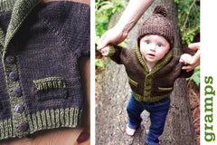 9 Months of Knitting: Exquisite Knits for Baby and Family Book  - 2