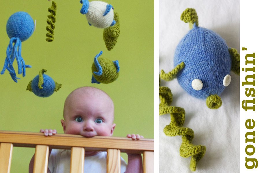 9 Months of Knitting: Exquisite Knits for Baby and Family Book  - 5