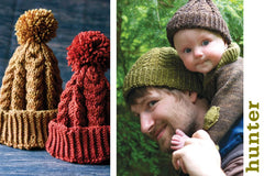 9 Months of Knitting: Exquisite Knits for Baby and Family Book  - 7