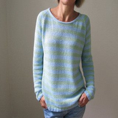 Heidi Kirrmaier After the Rain Pullover Kit  - 1