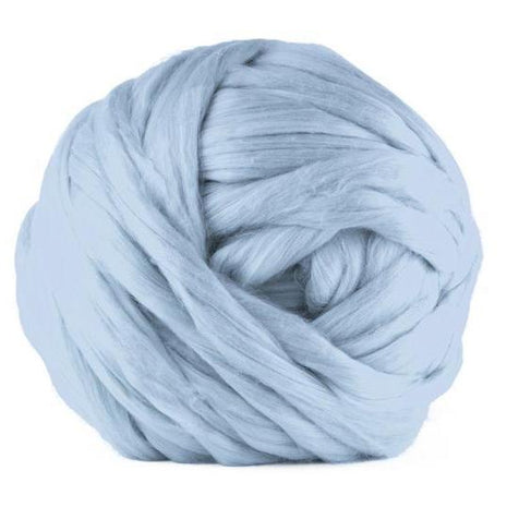 Paradise Fibers Acrylic Jumbo Yarn - Seal - 7lb Special for Arm Knitted Blankets (VEGAN)-Fiber-Paradise Fibers