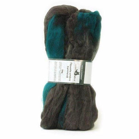 Artfelt Multi Colored Merino Standard Rovings-Fiber-Paradise Fibers