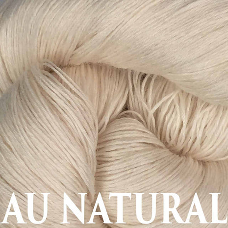 Paradise Fibers Yarn Anzula Meridian Yarn Au Natural - 19