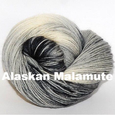 Paradise Fibers Yarn Ancient Arts DK Yarn - Woof Collection Alaskan Malamute - 3