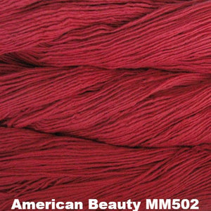 Malabrigo Worsted Yarn Semi-Solids-Yarn-American Beauty MM502-