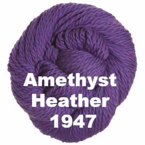Cascade 128 Superwash Yarn Amethyst Heather 1947 - 24