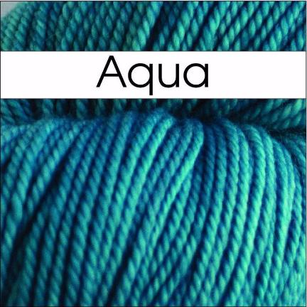 Paradise Fibers Yarn Anzula Luxury Cloud Yarn Aqua - 36