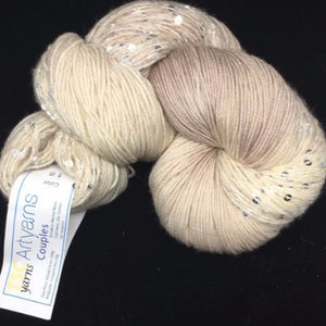 ArtYarns Couples Yarn Set-Yarn-Natural Sparkle 16-