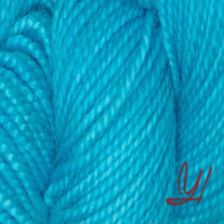 The Yarns of Rhichard Devrieze - Peppino Azure Blue - 20