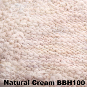 Misti Alpaca Baby Me Boo Hand Painted Yarn-Yarn-Natural Cream BBH100-