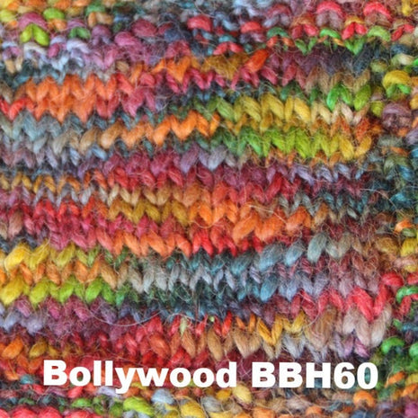 Misti Alpaca Baby Me Boo Hand Painted Yarn Bollywood BBH60 - 13