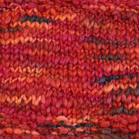 Misti Alpaca Baby Me Boo Hand Painted Yarn Berry Chili BBH75 - 24