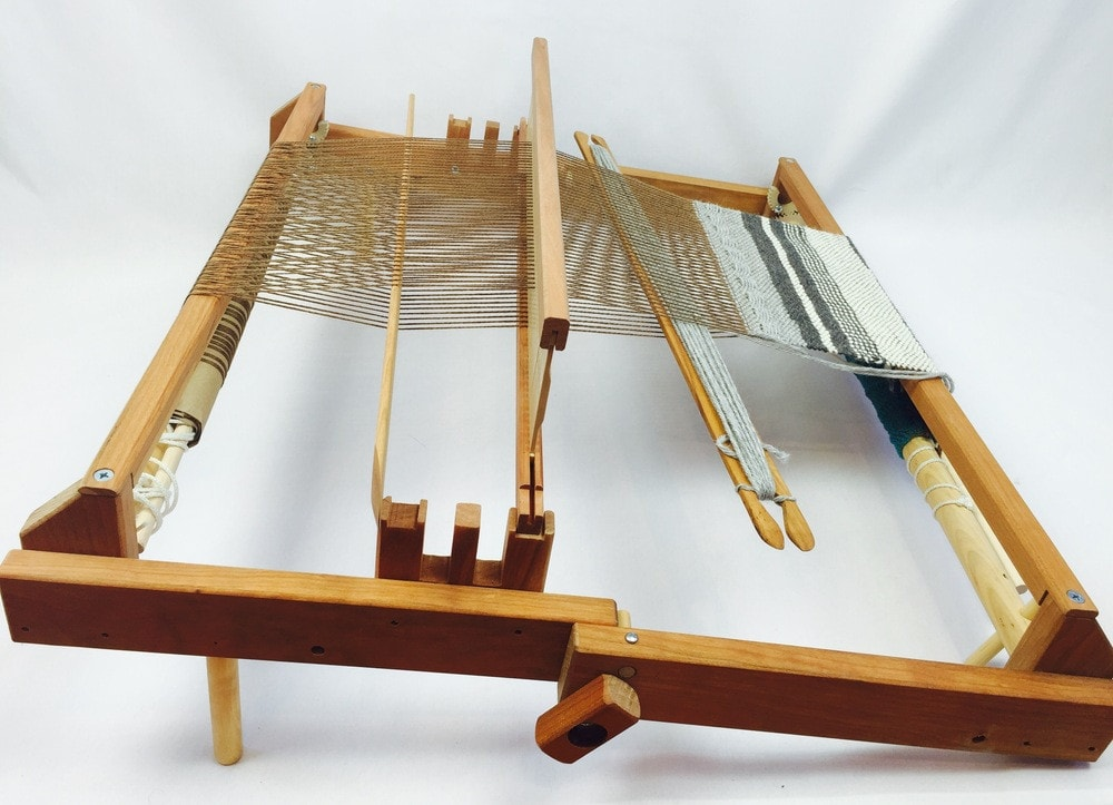 Beka Fold and Go Rigid Heddle Loom  - 11