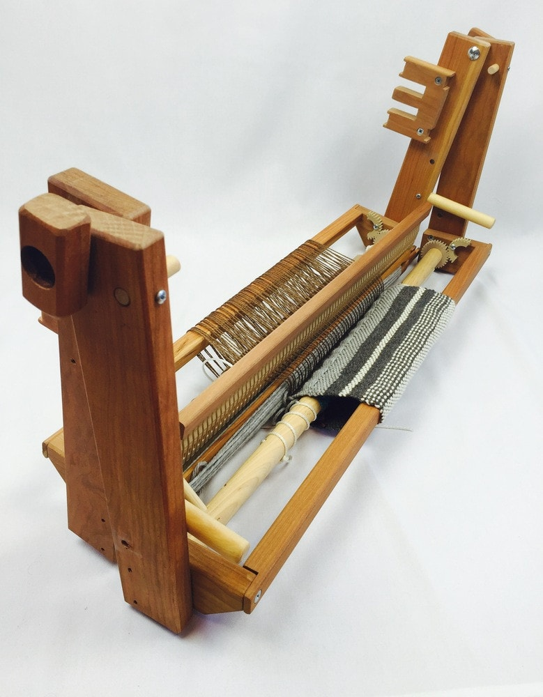 Beka Fold and Go Rigid Heddle Loom  - 3